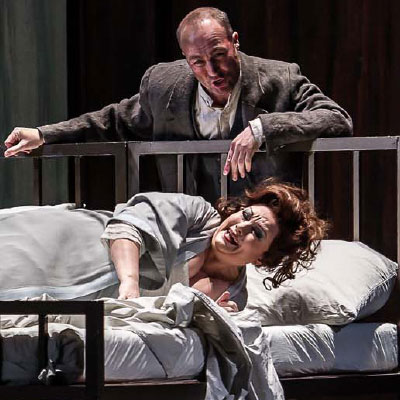 Hubert Francis, Tenor – Die Frau ohne Schatten, Royal Opera House, London