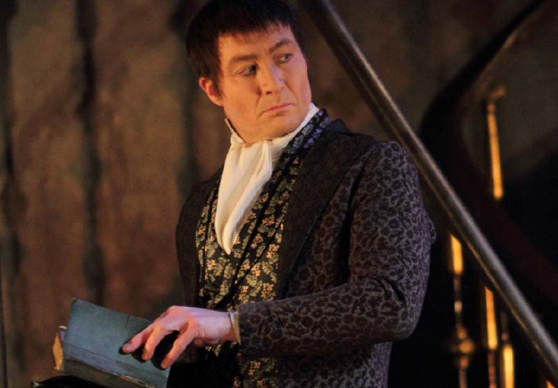 Hubert Francis, Tenor – Spoletta, Tosca, Royal Opera House, London